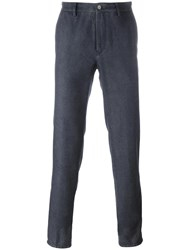Pt01 Classic Straight Jeans Blue