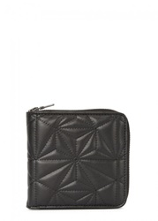 Mens Wallets Neil Barrett Black Quilted Leather Wallet