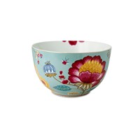 Pip Studio Fantasy Bowl Blue 23Cm