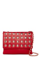 Deux Lux Pipa Clutch Red