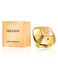Paco Rabanne Lady Million Eau De Parfum 2.5 Oz