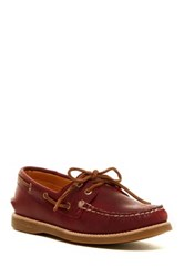 Sperry Gold Authentic Original Boat Shoe Red