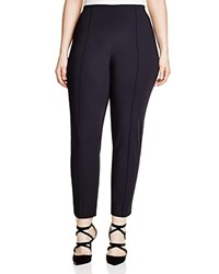 Basler Slim Ankle Pants Navy