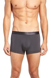 Nordstrom Men's Men's Shop Micromodal Blend Boxer Briefs Graphite Grey