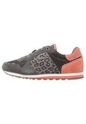 Pepe Jeans Verona Trainers Middle Grey