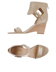 Belle By Sigerson Morrison Footwear Sandals Women Beige