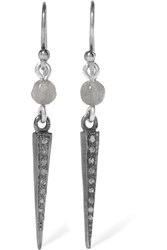 Chan Luu Silver Labradorite Earrings