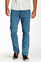 Stay Rvca Slim Straight Pant Blue