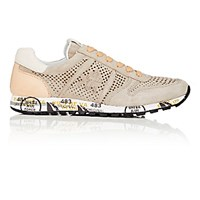Premiata Men's Sky Low Top Sneakers Nude