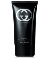 Receive A Complimentary Full Size Shower Gel With 85 Gucci Guilty Pour Homme Fragrance Purchase