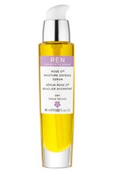 Ren 'Rose O ' Moisture Defence Serum 1 Oz No Color