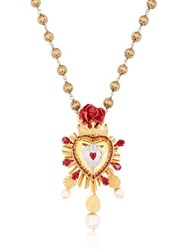 Dolce And Gabbana Sacred Heart Necklace