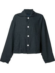 Marni Buttoned Up Jacket Black