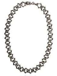 Emanuele Bicocchi Silver Chain Necklace
