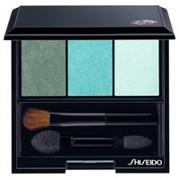 Shiseido Luminizing Satin Eyeshadow Trio Palette Lido
