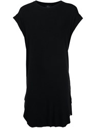 Lost And Found Ria Dunn Loose Fit T Shirt Black