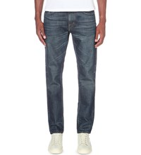 Tiger Of Sweden Pistolero Slim Fit Tapered Jeans Blue
