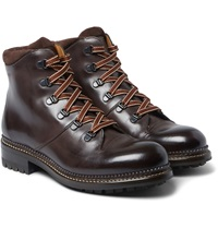 Austin Leather Boots