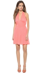 Bb Dakota Amrei Halter Dress Juice