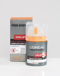 L'oreal Paris Men Expert Vita Lift 5 Moisturiser 50Ml Multi