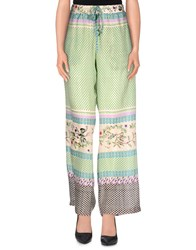 Johnny Was Trousers Casual Trousers Women Green
