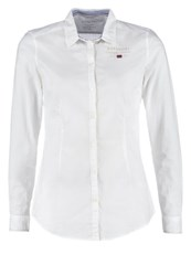 Napapijri Grezan Shirt Bright White