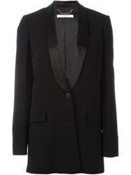 Givenchy Shawl Collar Blazer Black