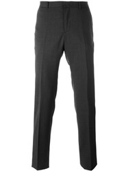 Z Zegna Tailored Trousers Grey