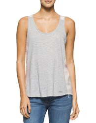 Calvin Klein Jeans Sunset Tank Top Grey