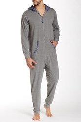 Bottoms Out Basic Jumper Gray