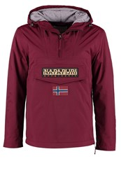 Napapijri Rainforest Light Jacket Barolo Bordeaux