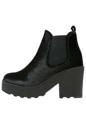 New Look Celina 2 Ankle Boots Black
