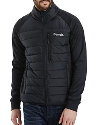 Bench Thin Quilted Jacket Jet Black