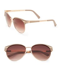 Vince Camuto 50Mm Cat's Eye Sunglasses Rose