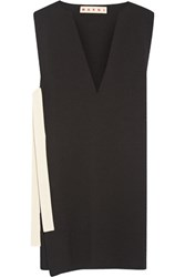 Marni Wool Tunic Black