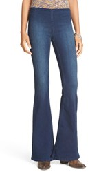 Free People Women's 'Penny' Pull On Flare Jeans