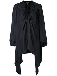 Thomas Wylde Oversized Shirt Black