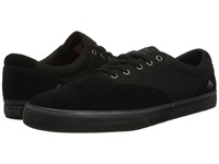 Emerica The Provost Slim Vulc Black Black Men's Skate Shoes
