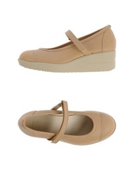 Ruco Line Pumps Beige