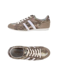 Pantofola D'oro Low Tops And Trainers Dove Grey