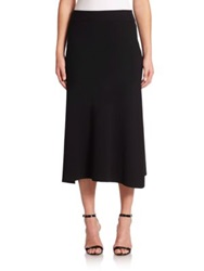 A.L.C. Fit And Flare Cook Skirt Black