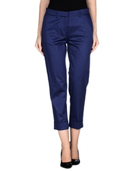 Gant Casual Pants Dark Blue