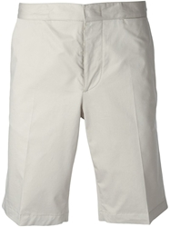 Lanvin Tailored Shorts Nude And Neutrals