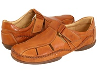 Pikolinos Puerto Rico Fisherman 03A 6745 Brandy Leather Men's Slip On Shoes Brown