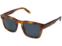 Salvatore Ferragamo Sf827spm Light Tortoise Blue Fashion Sunglasses Brown
