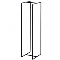 Mixrack L Black Magazine Racks Decoration Finnish Design Shop