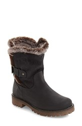 Bos. And Co. Women's Bos Candy Waterproof Boot With Faux Fur Trim