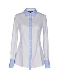Patrizia Pepe Shirts Shirts Women Light Grey