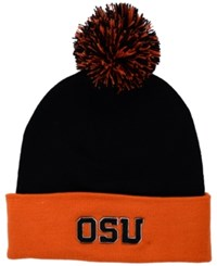 Top Of The World Oregon State Beavers 2 Tone Pom Knit Hat