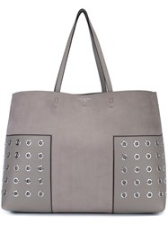 Tory Burch 'Block T' Tote Nude And Neutrals